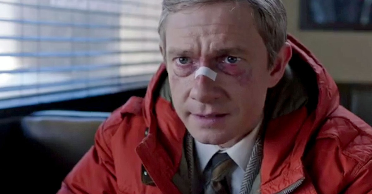 "FX's Fargo and the hilarity of the ""horrific struggle"""