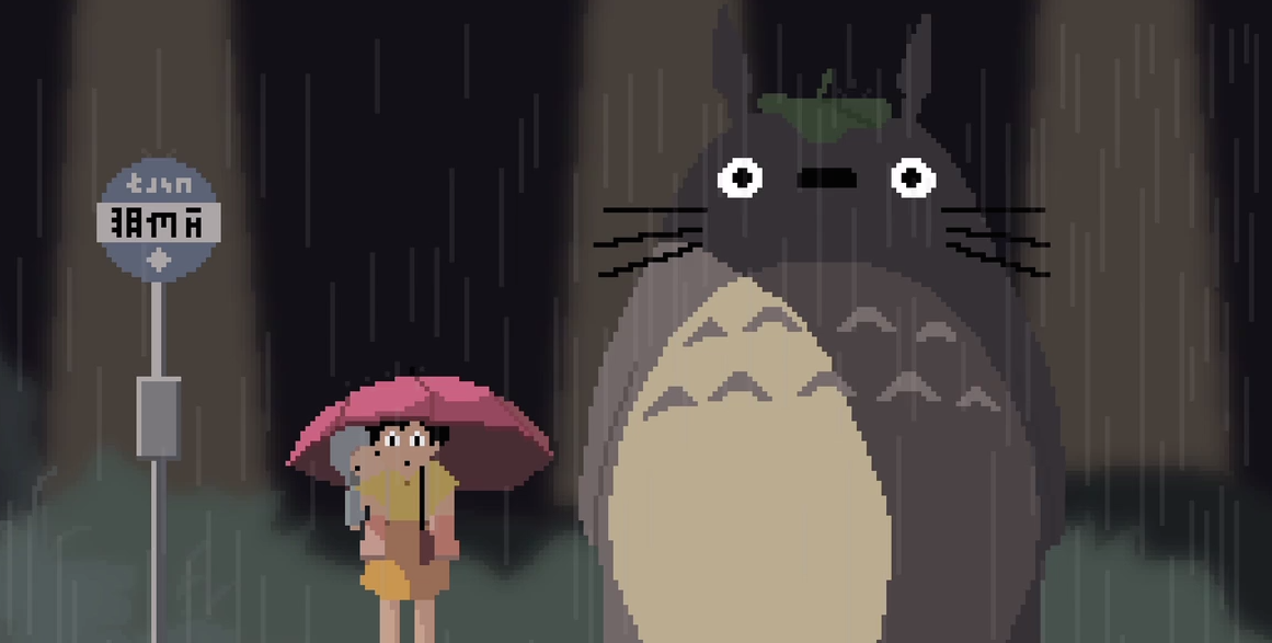 The Roundup – Bill Murray Day, The Cinephiliacs and 8-bit Miyazaki