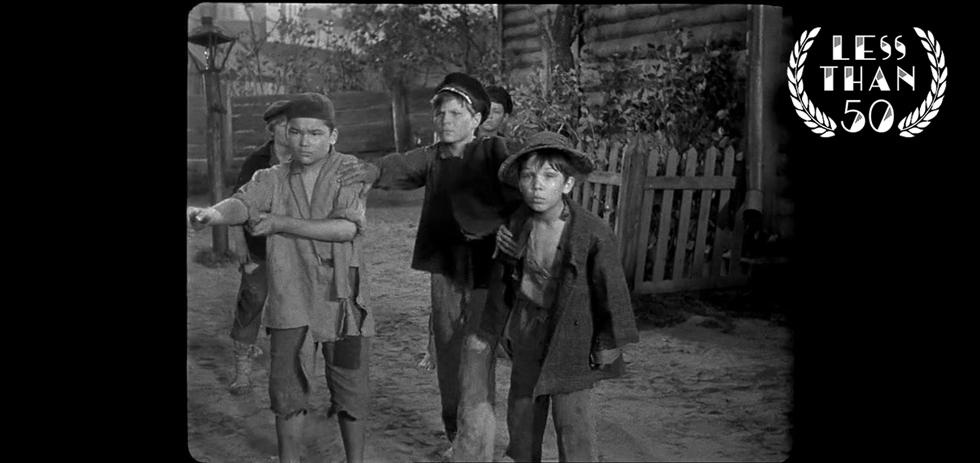 The Childhood of Maxim Gorky (dir. Mark Gonskoy, 1938)