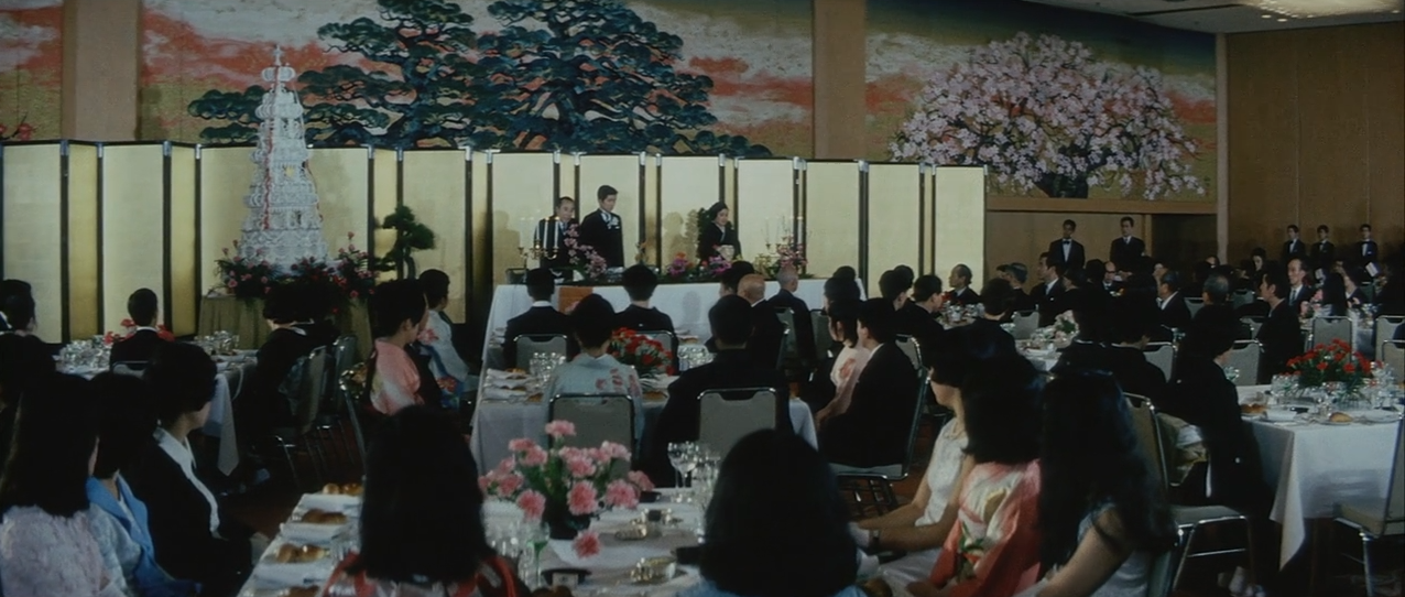 You Have to See… The Ceremony (dir. Nagisa Oshima, 1971)