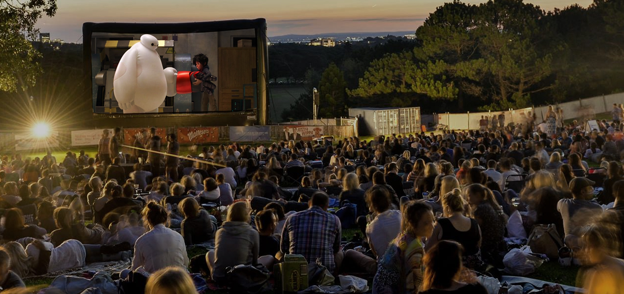 Staff Picks: Open Air Cinema in Sydney