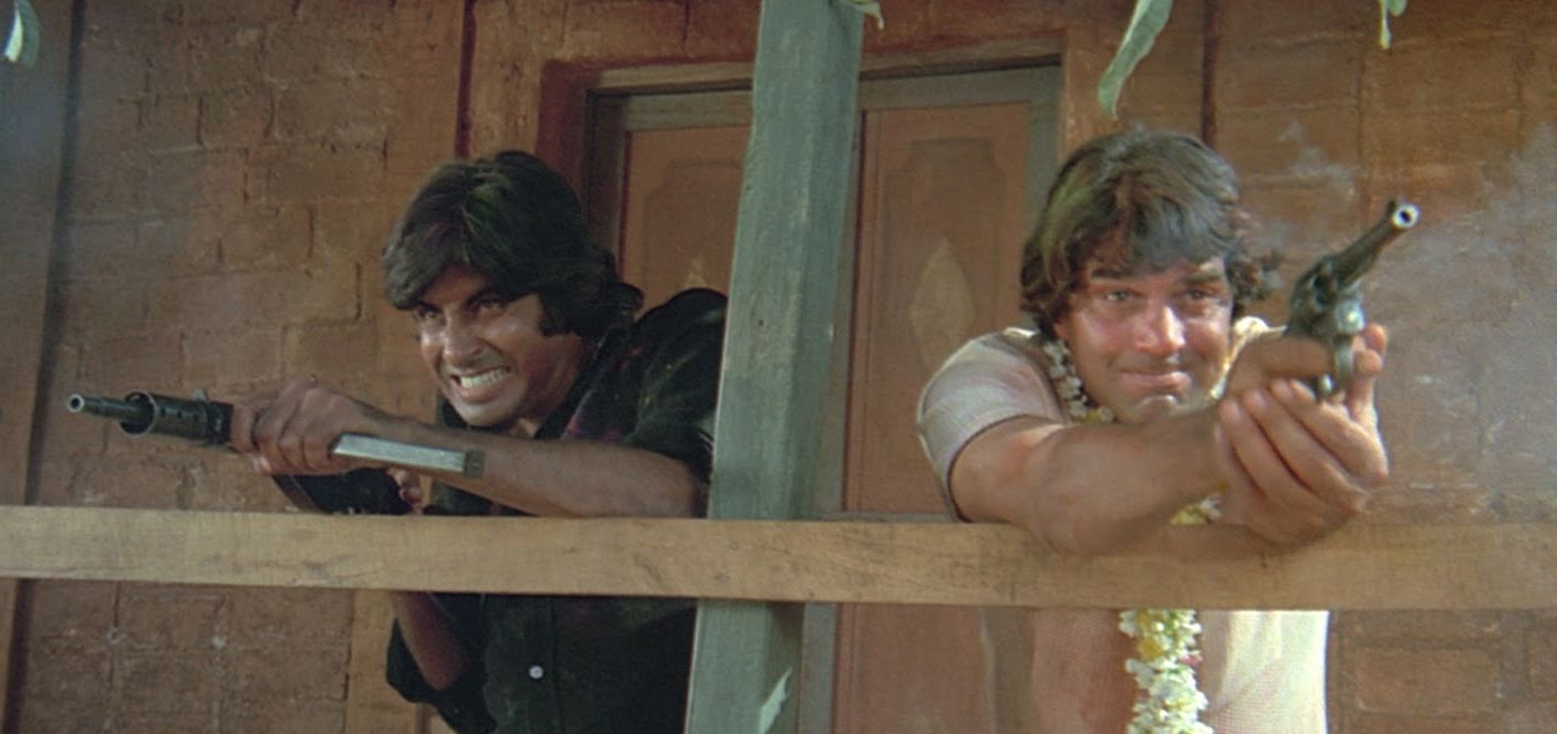 You Have to See… Sholay (dir. Ramesh Sippy, 1975)