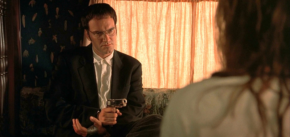 Quentin Tarantino in From Dusk Til Dawn