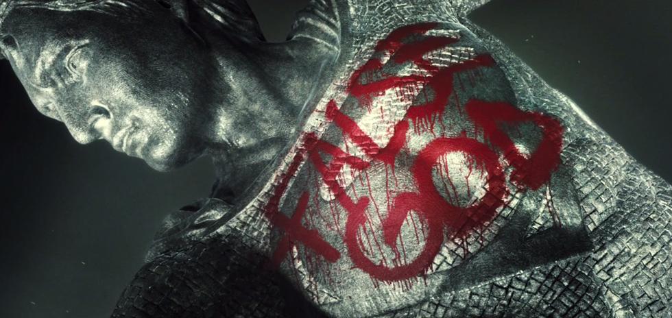 New Batman v Superman Teaser Promises Heavy-Handed Religious Allegory and More