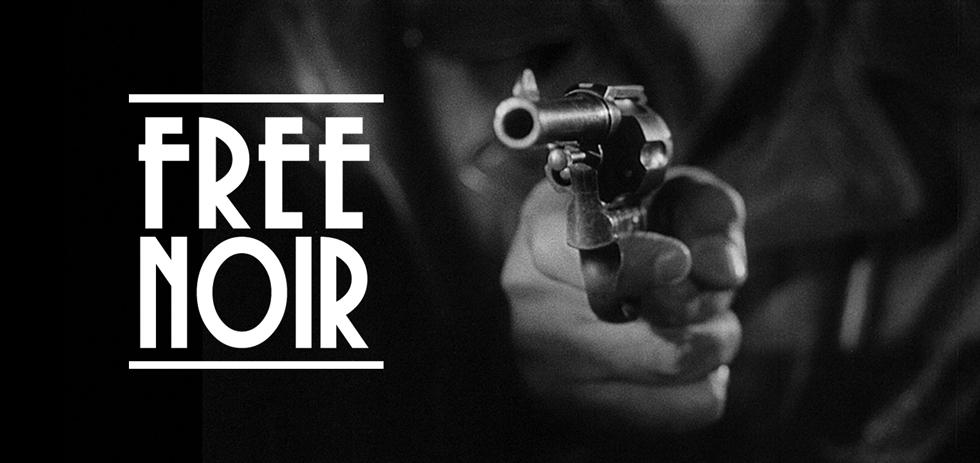 Free Noir - The Hitch-Hiker