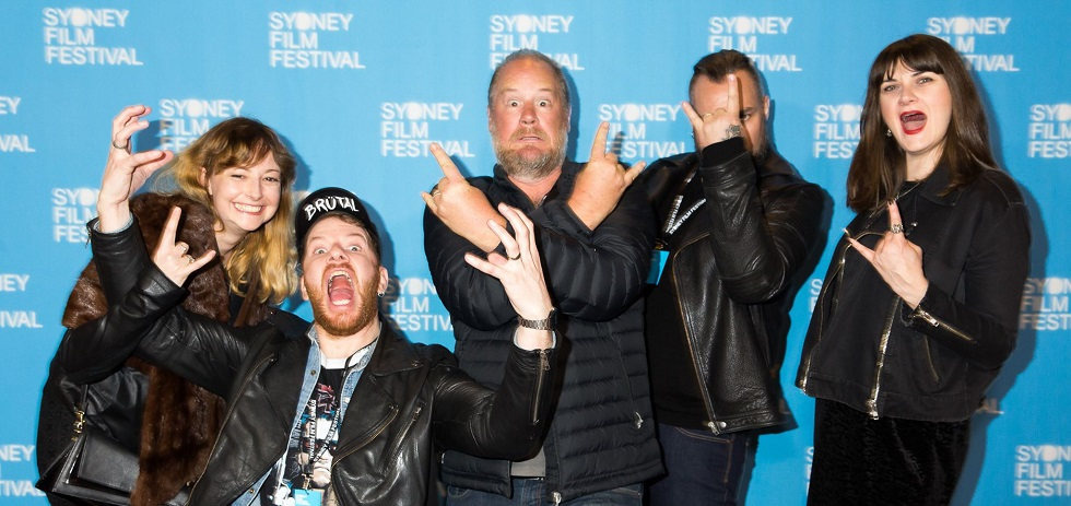 Jason Lei Howden and the producers behind Deathgasm