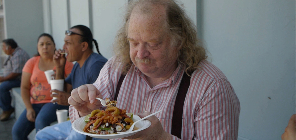 City of Gold, Jonathan Gold