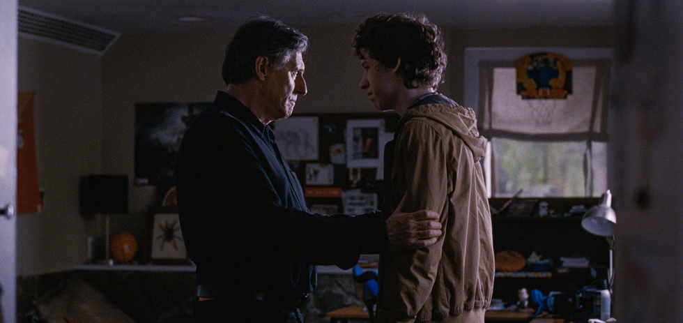 Louder Than Bombs, Gabriel Byrne