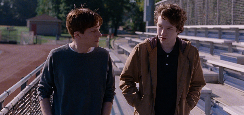 Louder Than Bombs, Jesse Eisenberg