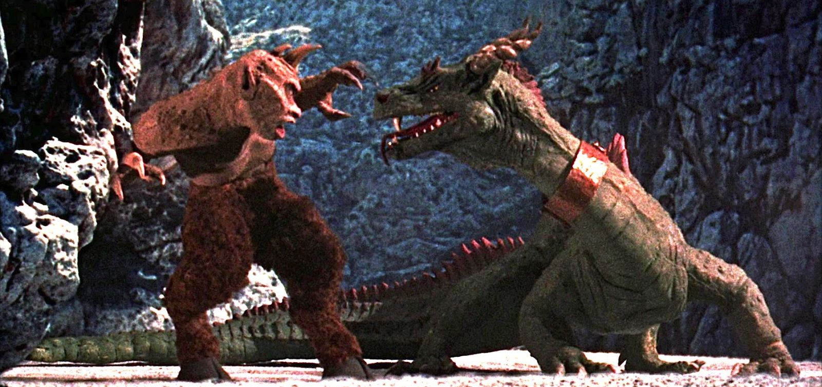 The Fantastic Films of Ray Harryhausen