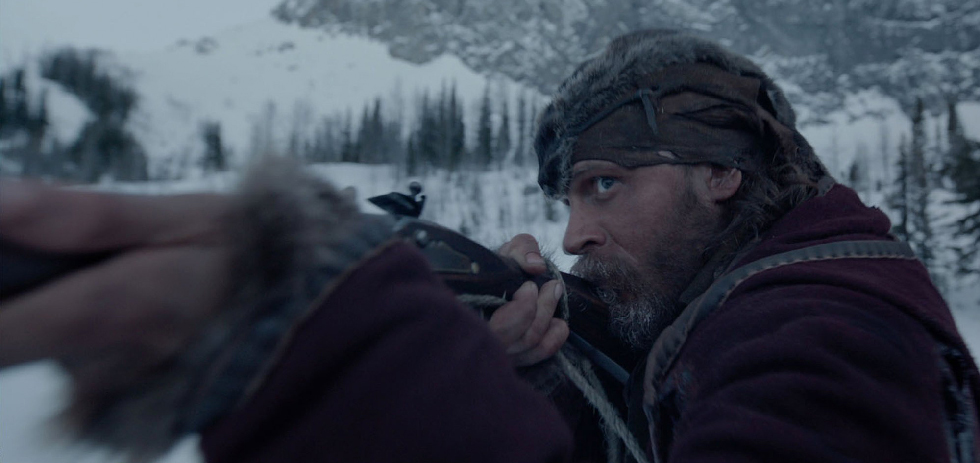 The Revenant; Tom Hardy