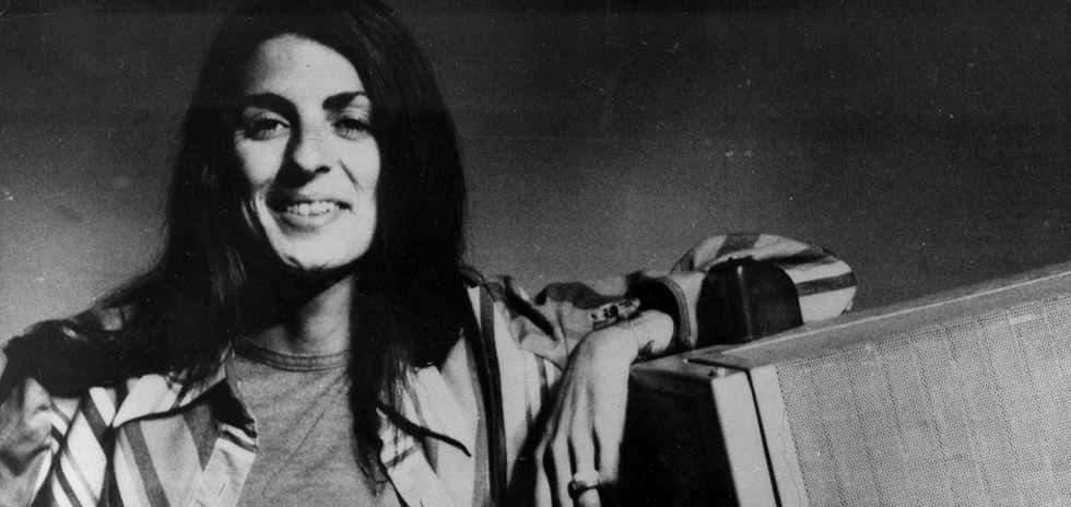 Christine Chubbuck, 1974 (© Picture Alliance)