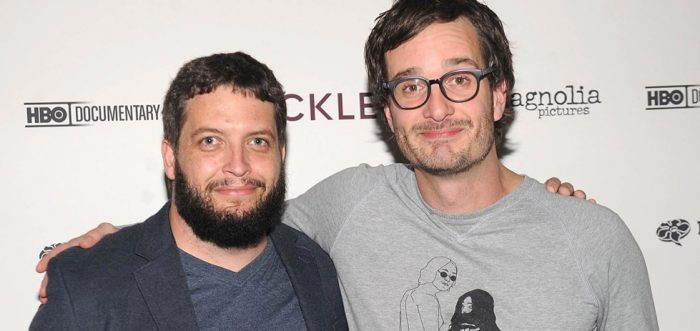 Dylan Reeve and David Farrier