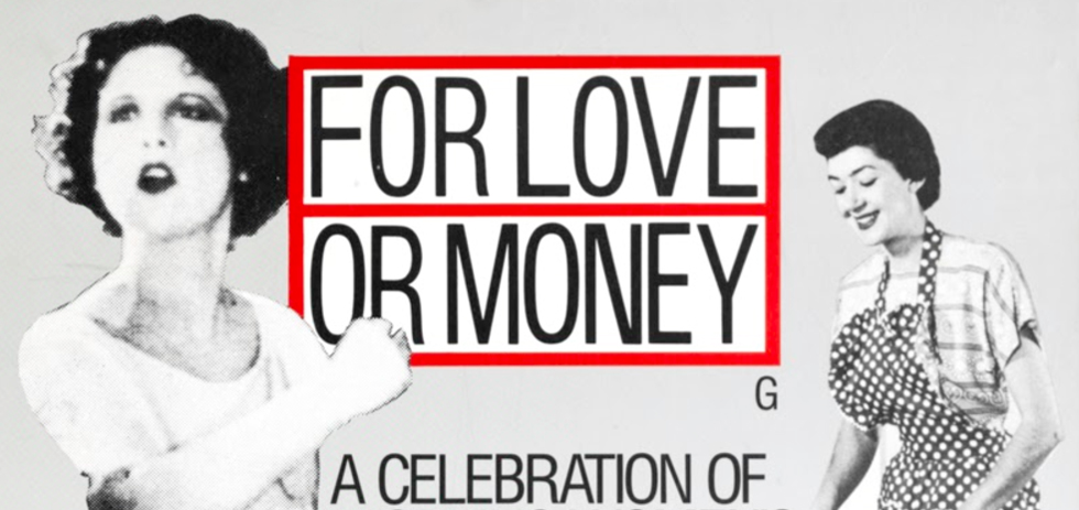 For Love Or Money (poster excerpt)