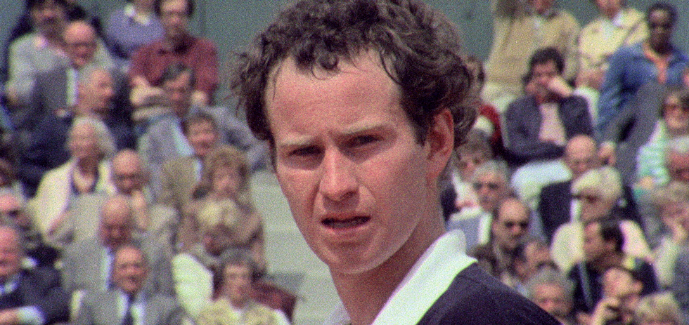 John McEnroe - In The Realm of Perfction
