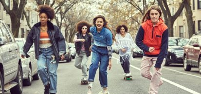 Move Your Feet and Feel United: Female Community in Skate Kitchen and Whip It